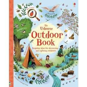 The Usborne Outdoor Book imagine