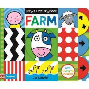 Baby's First Playbook: Farm imagine