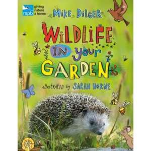RSPB Wildlife in Your Garden imagine