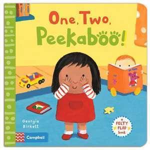 One, Two, Peekaboo! imagine