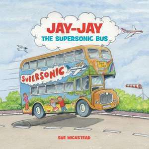 Jay-Jay The Supersonic Bus imagine