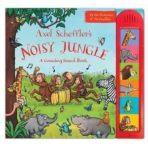 Noisy jungle imagine