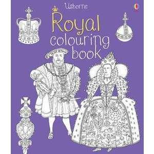 Royal Colouring Book imagine
