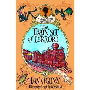 The Train Set of Terror! - A Measle Stubbs Adventure imagine