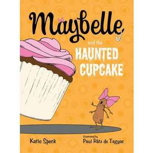 Maybelle and the Haunted Cupcake imagine
