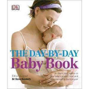 The Day-by-Day Baby Book imagine