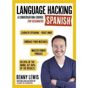 Language Hacking Spanish imagine