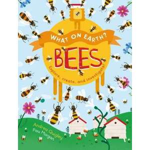 What On Earth?: Bees imagine