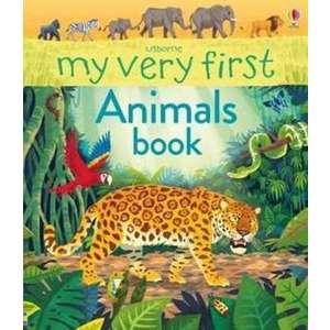 My Very First Animals Book imagine