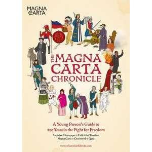 The Magna Carta Chronicle imagine