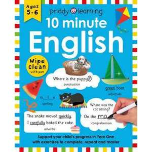 10 Minute English imagine
