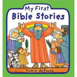 My First Bible Stories imagine