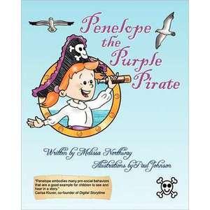 Penelope the Purple Pirate imagine