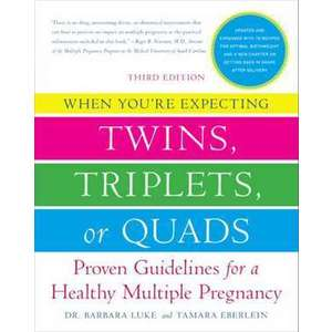 When You're Expecting Twins, Triplets, or Quads 3rd Edition imagine