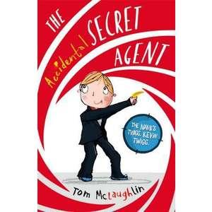 The Accidental Secret Agent imagine