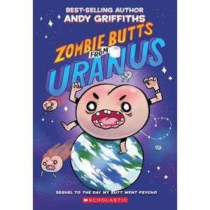 Zombie Butts from Uranus imagine