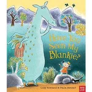 Have You Seen My Blankie? imagine