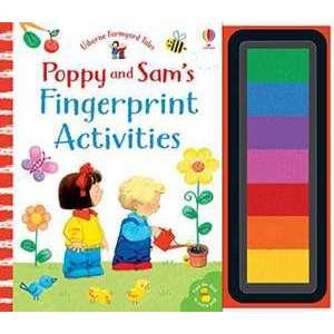 Poppy and Sam's Fingerprint Activities imagine