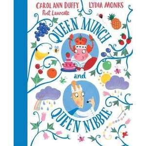Queen Munch and Queen Nibble imagine