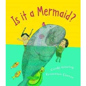 Is it a Mermaid? imagine