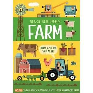 Busy Builders: Farm imagine