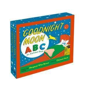 Goodnight Moon 123 and Goodnight Moon ABC Gift Slipcase imagine