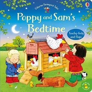 Poppy And Sam's Bedtime imagine