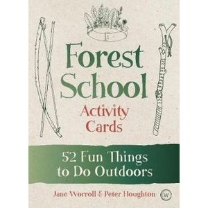 Forest School Activity Cards : 48 Fun Things to Do Outdoors imagine