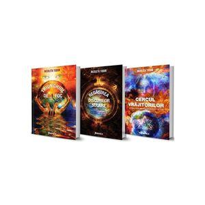 Pachet Seria Triunghiul de Foc. Set 3 volume imagine