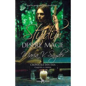 Studiu despre magie. Seria Cronicile din Ixia Vol. 2 imagine