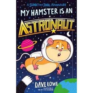 My Hamster Is an Astronaut imagine