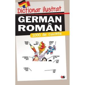 Dictionar ilustrat german-roman | Graal Soft imagine