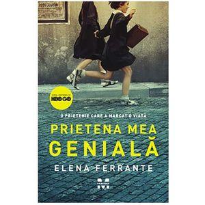 Prietena mea geniala | Elena Ferrante imagine