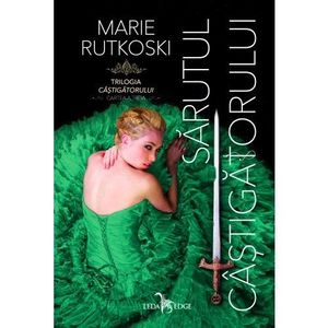 Sarutul castigatorului | Marie Rutkoski imagine