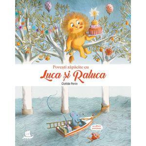Povesti zapacite cu Luca si Raluca | Clotilde Perrin imagine