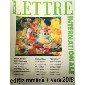 Lettre Internationale Nr. 106 (Vara 2018) | imagine