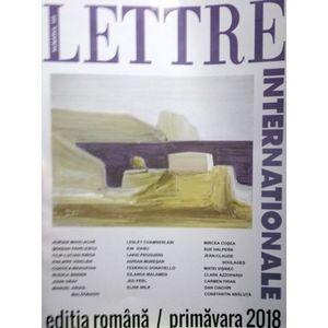 Lettre Internationale Nr. 105 (Primavara 2018) | imagine