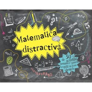 Matematica distractiva | Tracie Young, Katie Hewett imagine