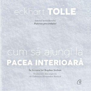 Cum sa ajungi la pacea interioara   Eckhart Tolle imagine