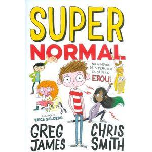 Supernormal   Greg James, Chris Smith imagine