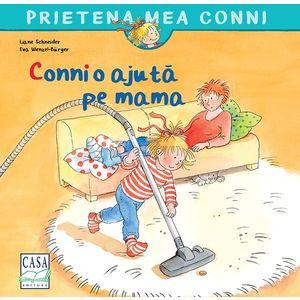 Connie o ajuta pe mama   Eva Wenzel-Burger imagine