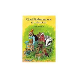 Cand Findus era mic si a disparut   Sven Nordqvist imagine