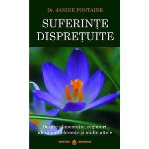 Suferinte dispretuite | Janine Fontaine imagine
