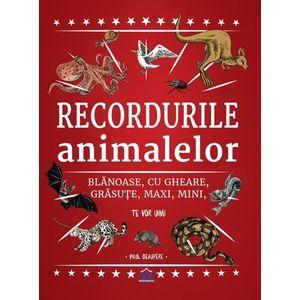 Recordurile animalelor | Paul Beaupere imagine