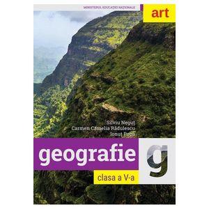 Geografie | Silviu Negut, Carmen Camelia Radulescu, Ionut Popa imagine