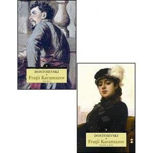 Fratii Karamazov. Volumul I+II   Feodor Mihailovici Dostoievski imagine