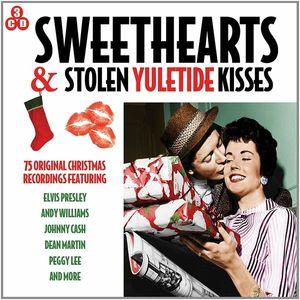 Sweethearts & Stolen Yuletide Kisses | Various Artists imagine