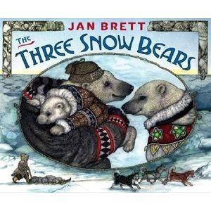 The Three Snow Bears imagine