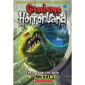 Creep from the Deep (Goosebumps Horrorland #2) imagine