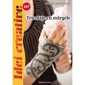 Tricotaje cu mărgele - Idei creative 107 imagine